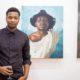 Article : Loyizo Mzike,plasticien inspiré par la beauté noire
